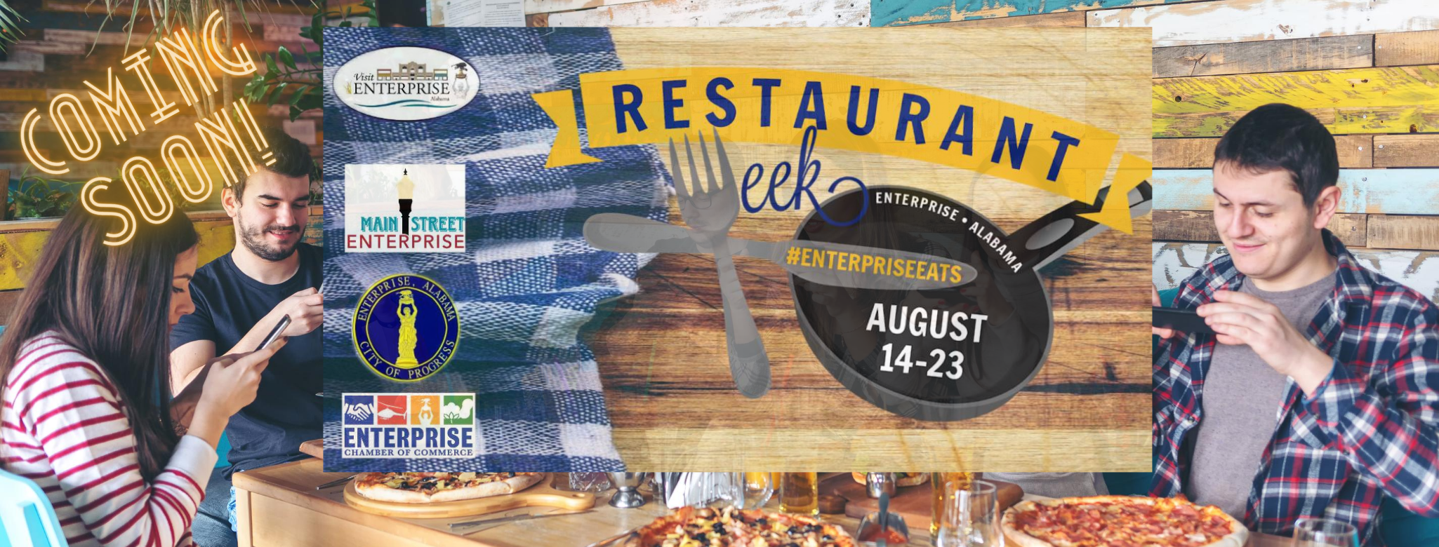 Restaurant Week FB Cover