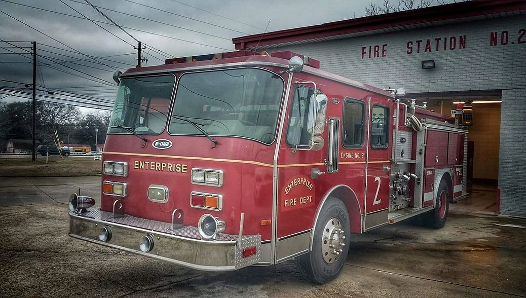 Fire Department Engine 2