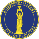 Enterprise Alabama City of Progress